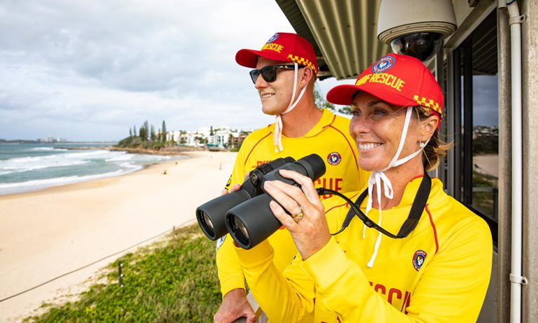 Surf Life Saving Foundation - Life Savers tower