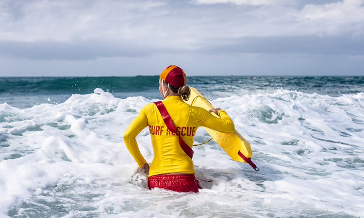 Surf Life Saving Foundation - Lifesaver